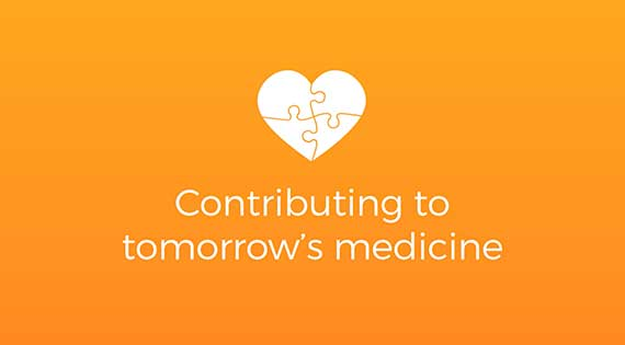 New name. Same mission: to contribute to the medicine of tomorrow!