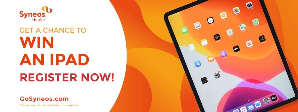 Win an iPad Contest