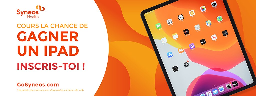 Concours - Gagnez un iPad !